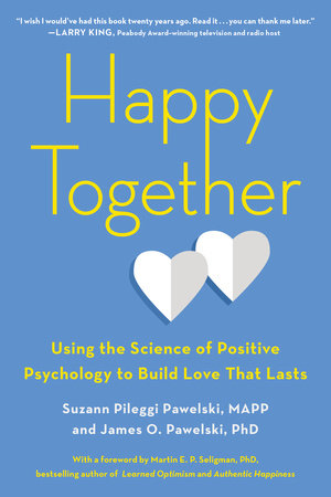 The cover of the book Happy Together