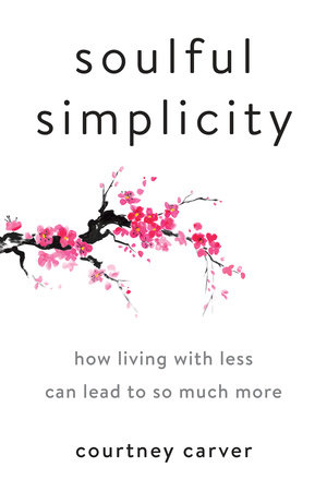 The cover of the book Soulful Simplicity