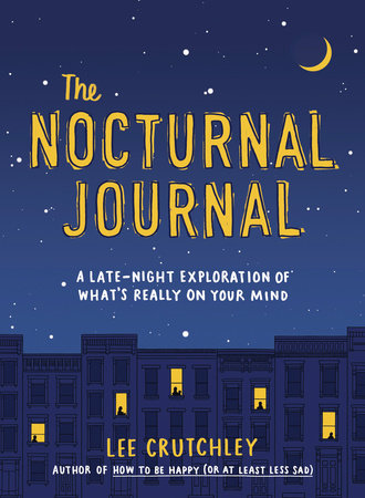 The cover of the book The Nocturnal Journal