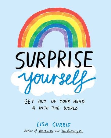 The cover of the book Surprise Yourself