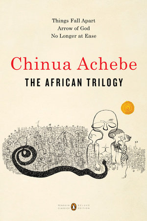 The African Trilogy Book Cover Picture