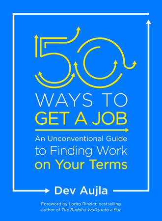 The cover of the book 50 Ways to Get a Job