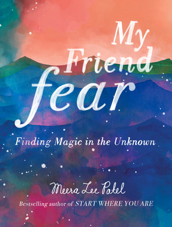 The cover of the book My Friend Fear