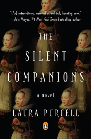 The cover of the book The Silent Companions