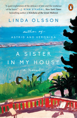 A Sister in My House by Linda Olsson