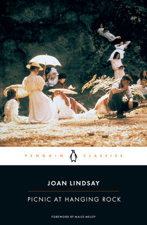 The cover of the book Picnic at Hanging Rock