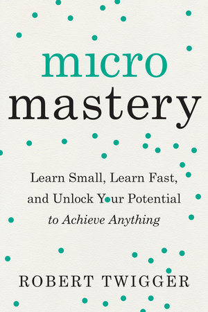 The cover of the book Micromastery