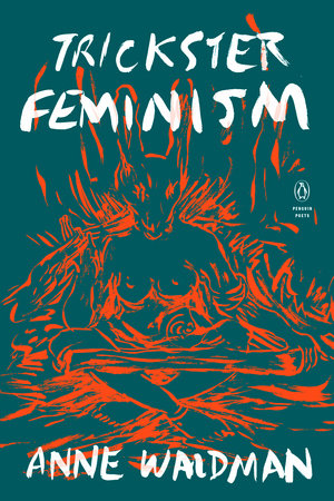 The cover of the book Trickster Feminism