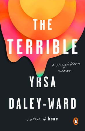 The cover of the book The Terrible