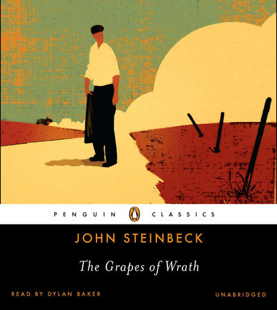 The Grapes of Wrath Book Cover Picture