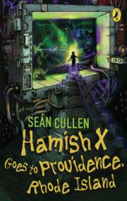 Hamish X Goes to Providence Rhode Island