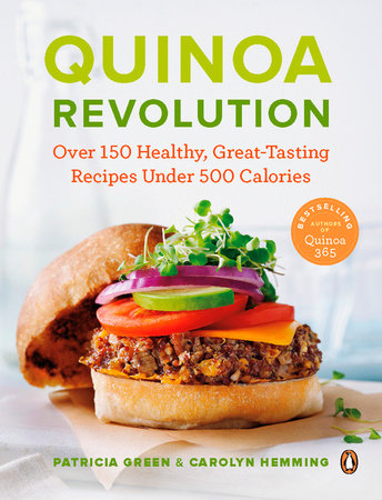 Quinoa Revolution by Patricia Green and Carolyn Hemming