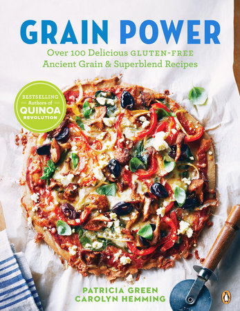 Grain Power by Patricia Green and Carolyn Hemming