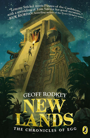 New Lands by Geoff Rodkey