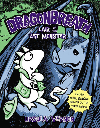 Dragonbreath #4 by Ursula Vernon
