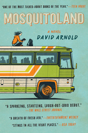 Mosquitoland Book Cover Picture