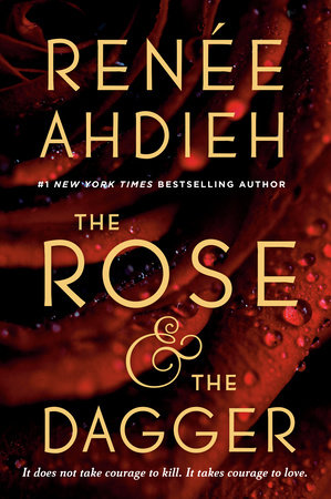 The cover of the book The Rose & the Dagger