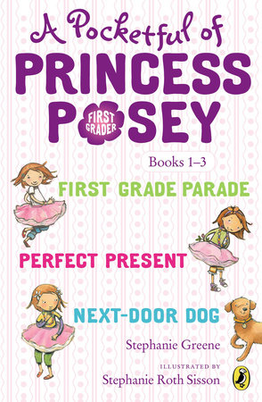 A Pocketful of Princess Posey by Stephanie Greene