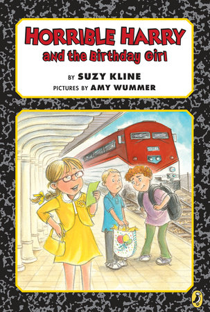 Horrible Harry and the Birthday Girl by Suzy Kline