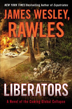 Liberators by James Wesley, Rawles