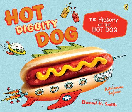 Hot Diggity Dog by Adrienne Sylver