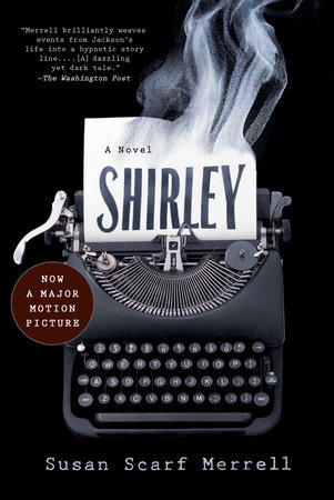 The cover of the book Shirley
