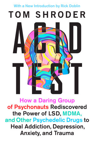 The cover of the book Acid Test