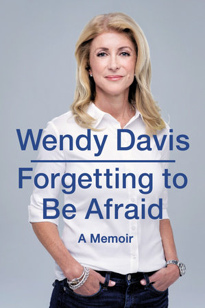 The cover of the book Forgetting to Be Afraid