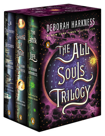 The All Souls Trilogy Boxed Set by Deborah Harkness