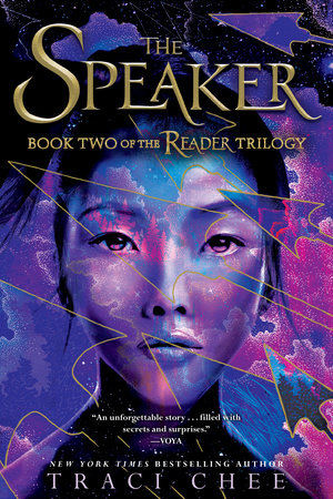 The cover of the book The Speaker