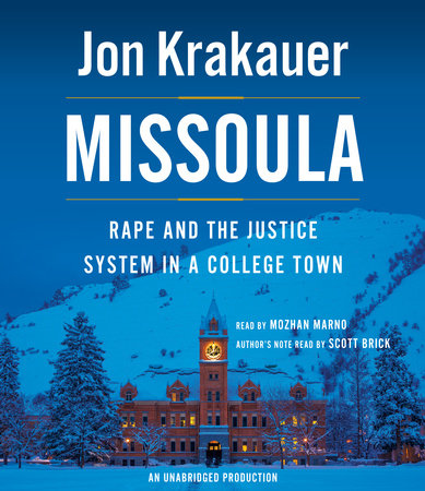 Missoula Book Cover Picture