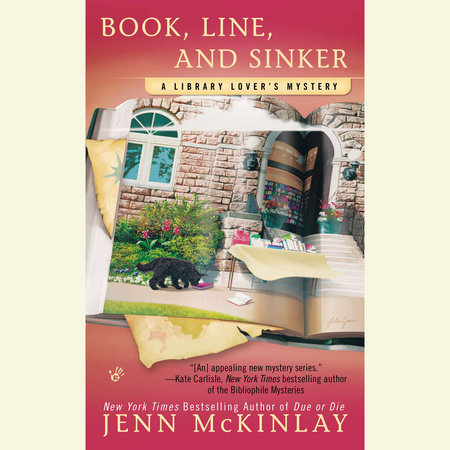 Book, Line, and Sinker by Jenn McKinlay
