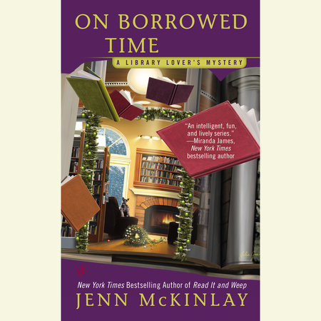 On Borrowed Time by Jenn McKinlay