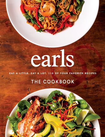 Earls The Cookbook by