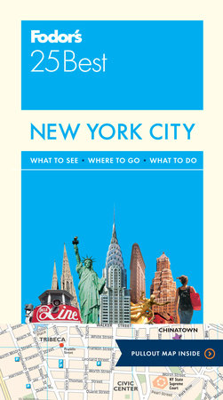 Fodor's New York City 25 Best