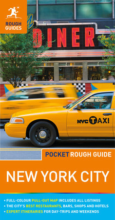 Pocket Rough Guide New York City