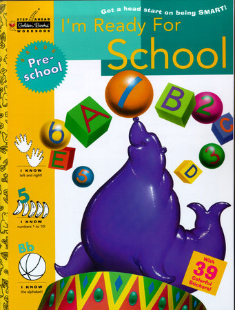 I'm Ready for School (Preschool) by Stephen R. Covey