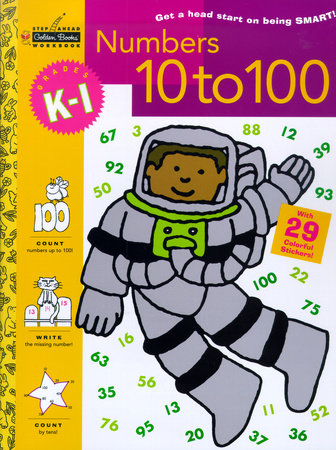 Numbers 10 to 100 (Grades K - 1) by Lois Bottoni