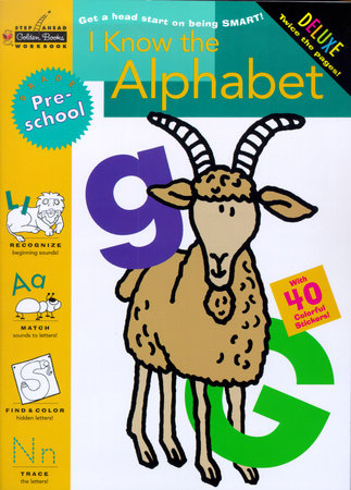 I Know the Alphabet (Preschool) by Stephen R. Covey