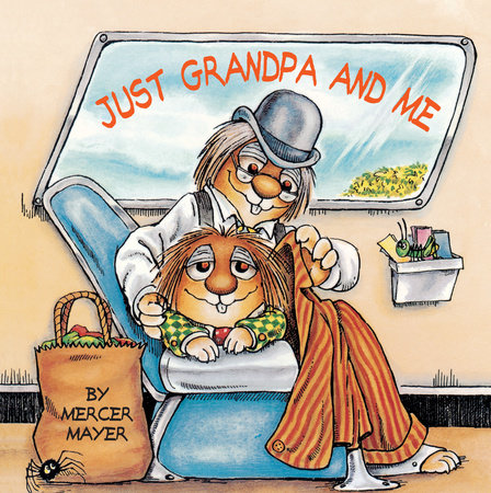 Just Grandpa and Me (Little Critter)