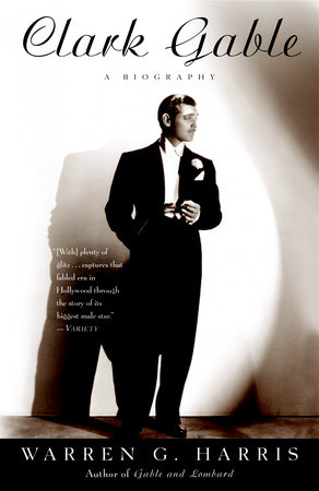 Clark Gable by Warren G. Harris