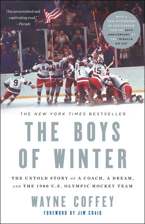 The Boys of Winter by Wayne Coffey