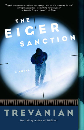 The Eiger Sanction by Trevanian