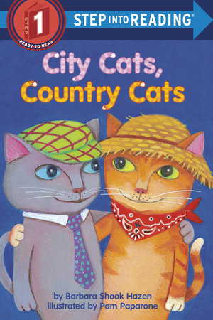 City Cats, Country Cats by Barbara Hazen Shook