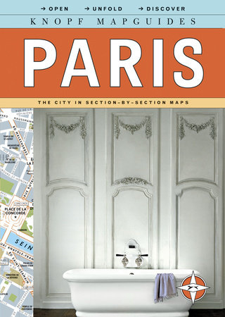 Knopf MapGuide: Paris by Knopf Guides