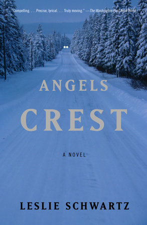 Angels Crest by Leslie Schwartz