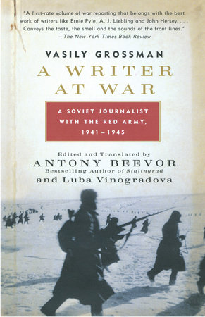 A Writer at War by Vasily Grossman