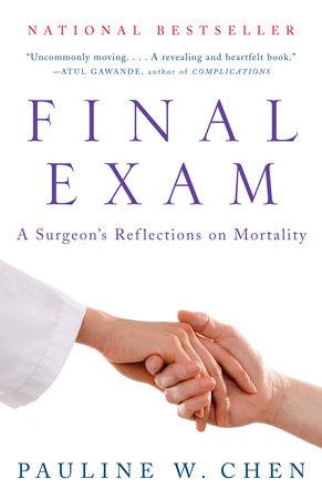 Final Exam by Pauline W. Chen