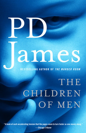 Children Of Men Book Cover Picture
