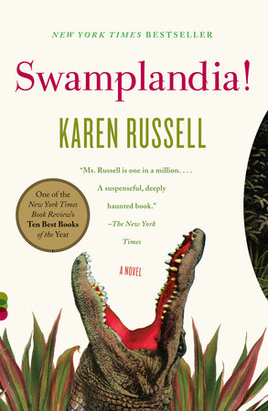 The cover of the book Swamplandia!
